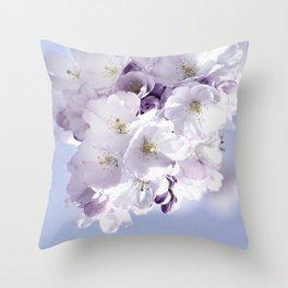 Spring 297 sakura Throw Pillow