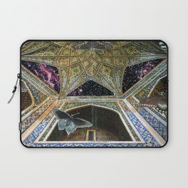 Temple of the Lepidopterists Laptop Sleeve