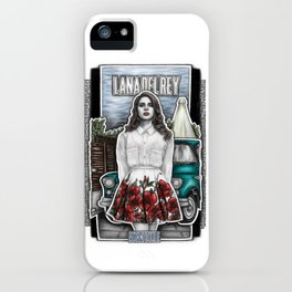 Born To Die iPhone Case