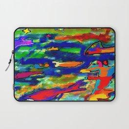 The submerged world Laptop Sleeve