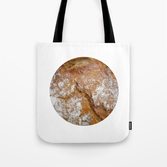 bread macro II Tote Bag