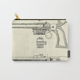 Repeating Firearm-1856 Carry-All Pouch