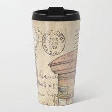 The Letter Travel Mug