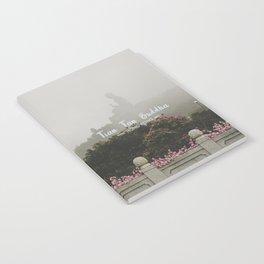 Hong Kong Tian Tan Buddha Notebook