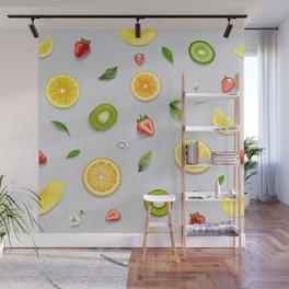Mixed Fruit 6 Wall Mural