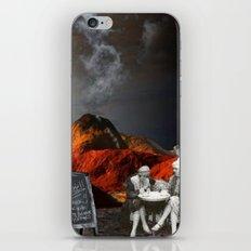 smack talk iPhone & iPod Skin