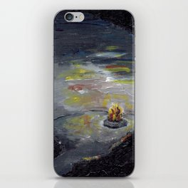 Peak into the Cave iPhone Skin