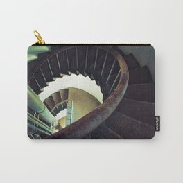 Lighthouse Stairs Carry-All Pouch
