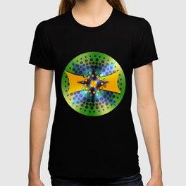 Shiny Atomic Object D'Art T-shirt