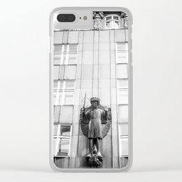 Art in Vienna Austria Clear iPhone Case
