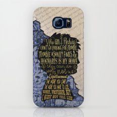 Harry - Character Design Galaxy S7 Slim Case