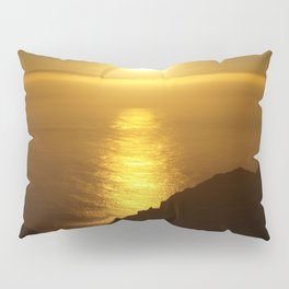 Sunset over the Canary Islands Pillow Sham