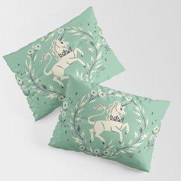 The Stirling Unicorn Pillow Sham