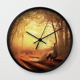 Beauty Of the Beast Wall Clock