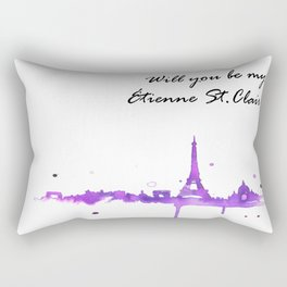 be my etienne st. clair? Rectangular Pillow