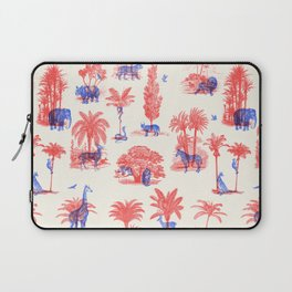 Where they Belong - Bright Colors Laptop Sleeve