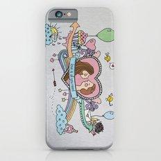 Valentine's Doodle iPhone 6s Slim Case