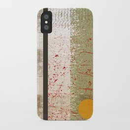 Environment iPhone Case