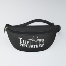 The Pipefather Plumber Plumbing Drain Surgeon Gift Fanny Pack