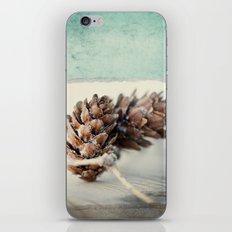 winter moods iPhone & iPod Skin