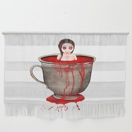 Cup of Blood Wall Hanging