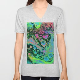 holo dream Unisex V-Neck