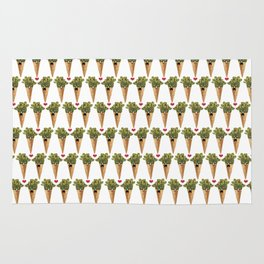 Ms and MR Cactus Rug
