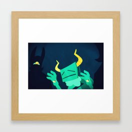 The Ruiners Framed Art Print