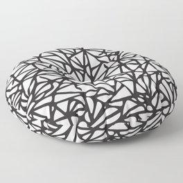 Knotty Complications Floor Pillow