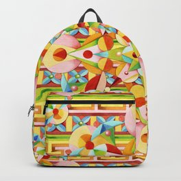 Rainbow Fiesta Backpack
