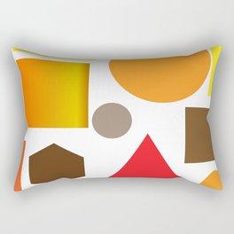 Shapes (Paco) Rectangular Pillow