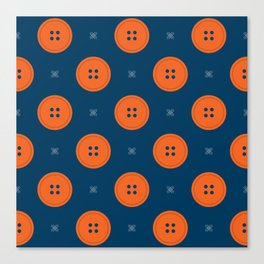 endpapers and earmarks Canvas Print