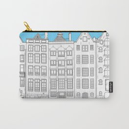 Dancing houses, Amsterdam Carry-All Pouch