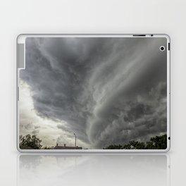 Cloud Wall Turning Laptop & iPad Skin
