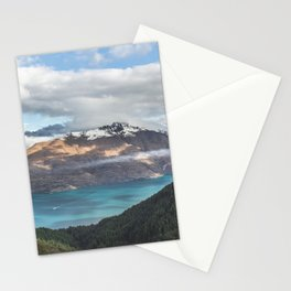Island clouds Stationery Cards