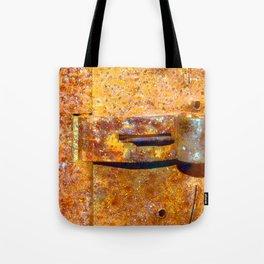 Industrial Lock Tote Bag