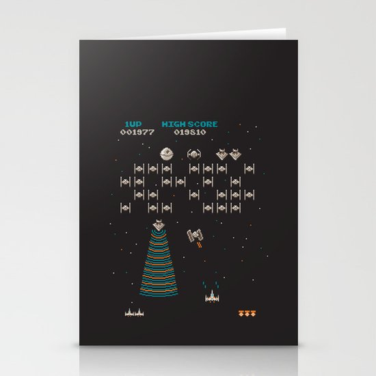Star Walagas Stationery Cards