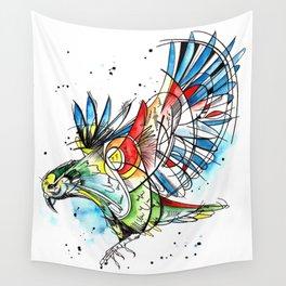 The Kea Wall Tapestry