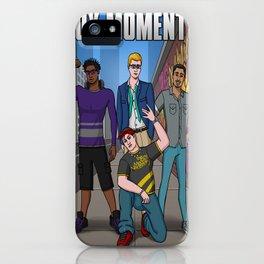 The Crew iPhone Case