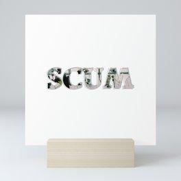 SCUM Mini Art Print