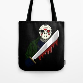 Jason Lives Tote Bag