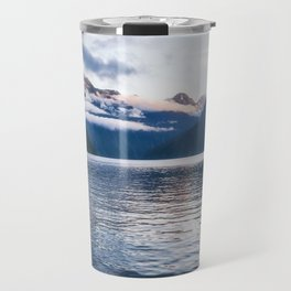 Milford Sound over night cruise at beautiful Harrison Cove Travel Mug