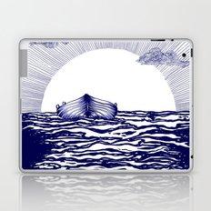 Blue Waters Laptop & iPad Skin