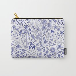 Jules - Indigo Breeze Carry-All Pouch