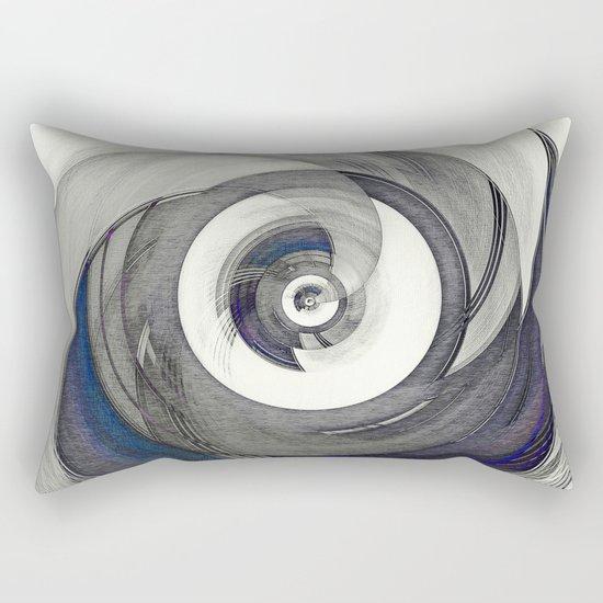 Circles K Rectangular Pillow