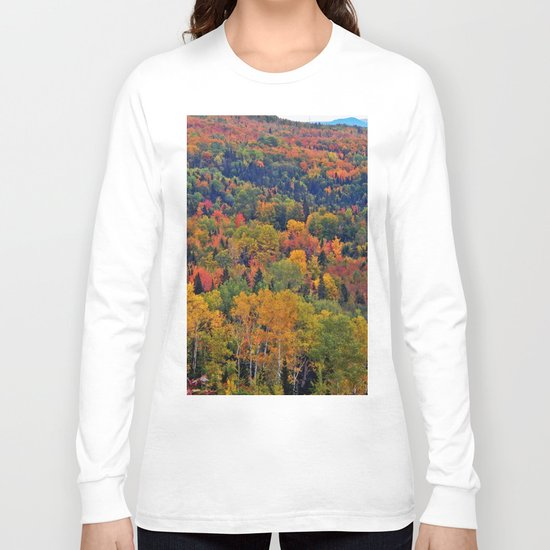 Pure Nature in October Long Sleeve T-shirt