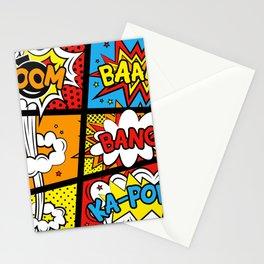 Kapow Stationery Cards