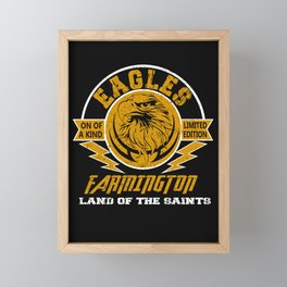 Eagles Farmington one of a kind limited edition funny Framed Mini Art Print