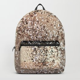 Sparkling GOLD Lady Glitter #2 #decor #art #society6 Backpack