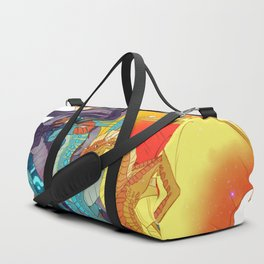 King Dragon Duffle Bag